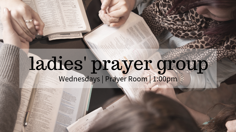 ladies prayer group 16x9 3